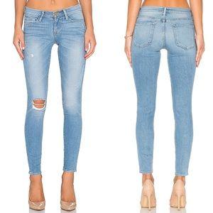 Frame Revolve Le Skinny de Jeanne Carson Jeans